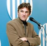 Prancūzų kuratorius Nicolas Bourriaud