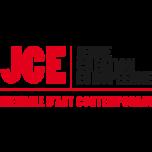 JCE bienalės logotipas