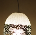 Šviečiančių dekoracijų dirbtuvėlės - šviestuvų gaubtai