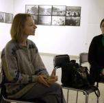 """Projekto """"Per negalią galintiems"""" pristatymas. Nuotraukos Saulės Želnytės"""