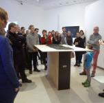 """Julijono Urbono paskaita """"Išplėstinis parodos """"Alternatyvių realybių prototipai"""" gidas"""""""