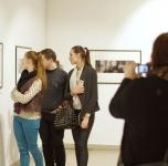 """Pažintinė ekskursija R. Šulskytės fotografijų parodoje """"Mano laikas"""""""