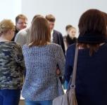 """Pažintinė ekskursija J. Urbono parodoje """"Alternatyvių realybių prototipai"""""""