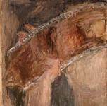 """Aistė Kirvelytė """"Žiūri kiną"""", 1998"""