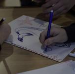 KKKC Parodų rūmuose integruota anglų kalbos pamoka/ 2018 01 04