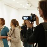 """Mariaus Ščerbinsko parodos-instaliacijos """"Sistemos šviesa"""" atidarymo seansas"""