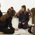 """Pažintinė ekskursija po šiuolaikinio meno parodą """"Islandija. Kvadratinė šaknis iš 13 horizonto""""/ 2019 03 07"""
