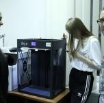Kūrybinė užduotis naudojant 3D spausdintuvą ir teorinių žinių įtvirtinimas.